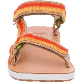 Teva Original Universal Ombre Sandalen Dames geel/oranje